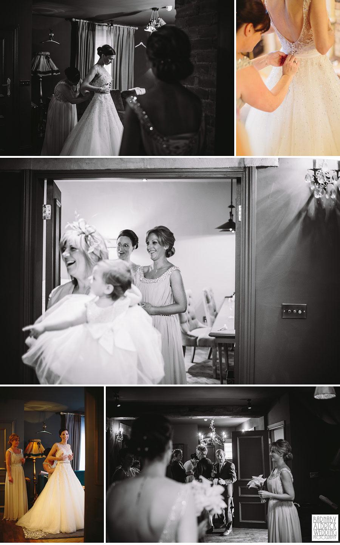 Le Petit Chateau Wedding Photography Northumberland 016