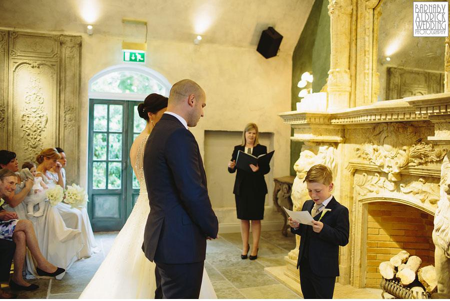 Le Petit Chateau Wedding Photography Northumberland 021