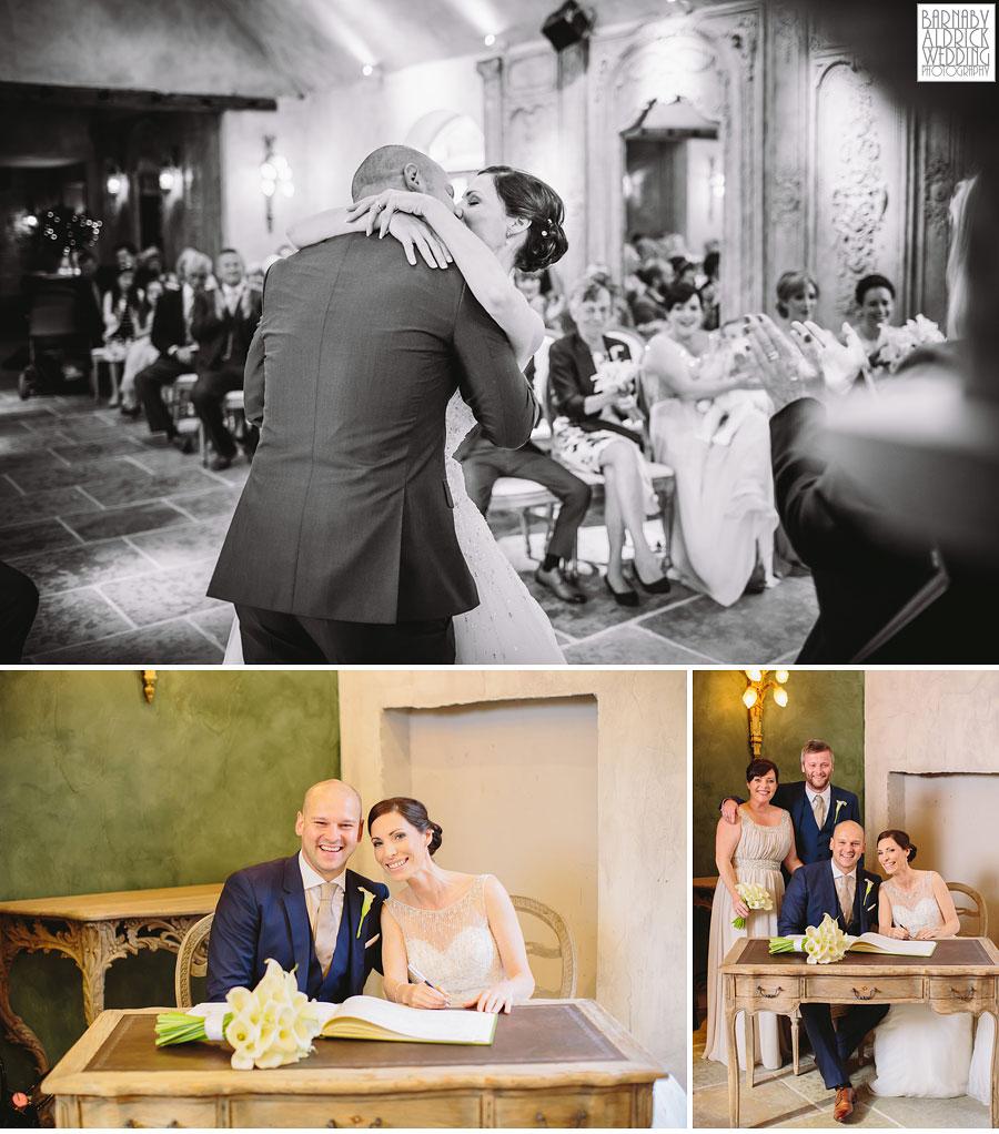 Le Petit Chateau Wedding Photography Northumberland 024