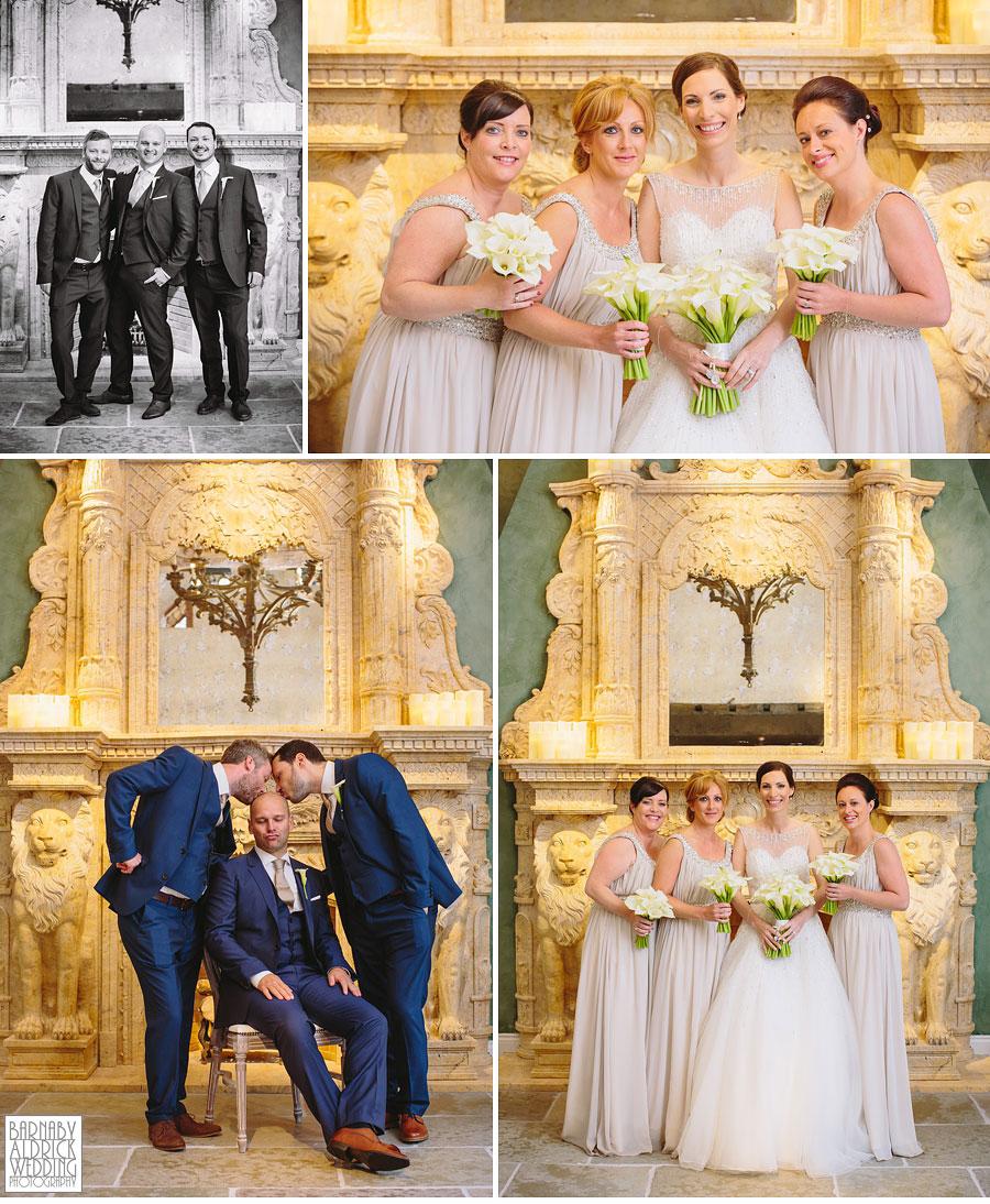Le Petit Chateau Wedding Photography Northumberland 031