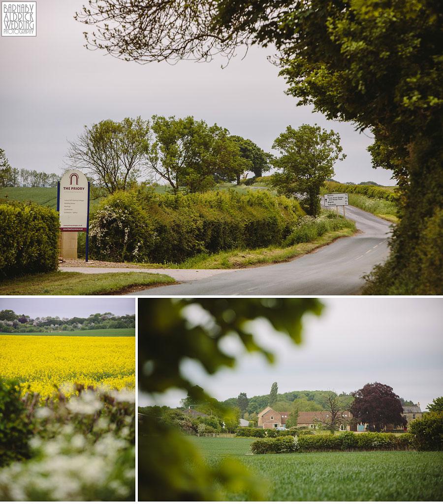 Priory Cottages Syningthwaite Wedding Photography 002