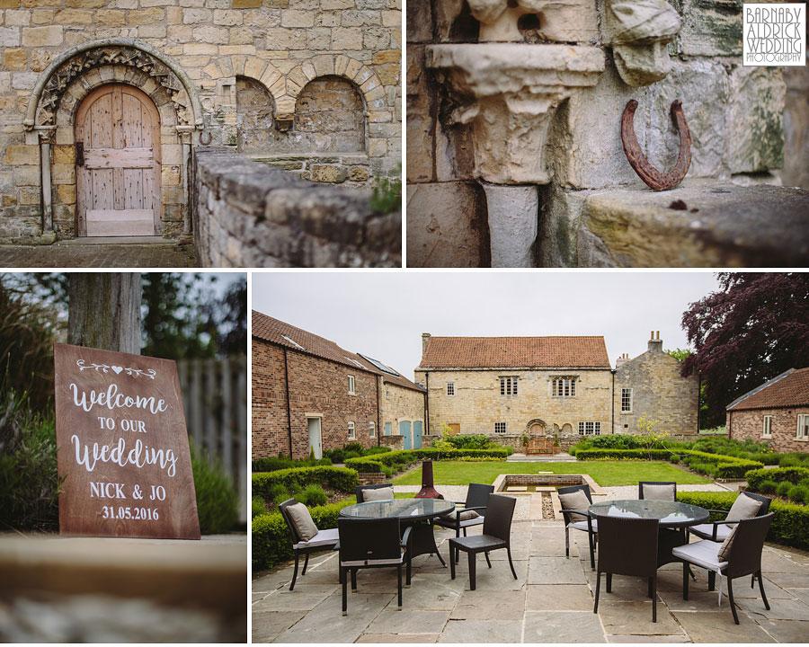 Priory Cottages Syningthwaite Wedding Photography 003