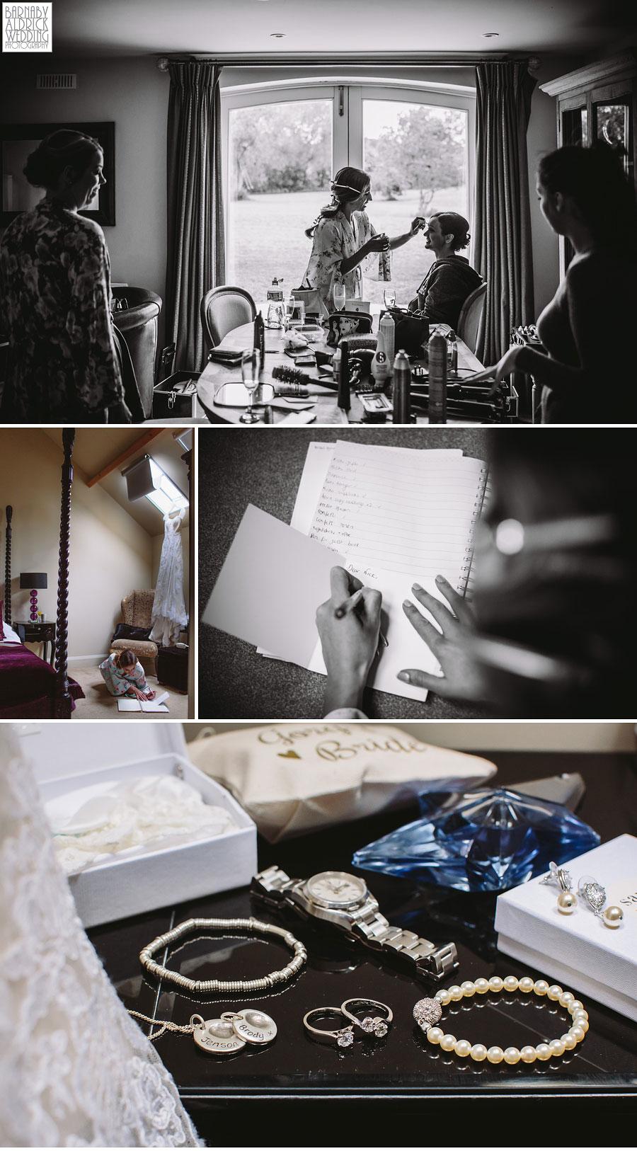 Priory Cottages Syningthwaite Wedding Photography 006