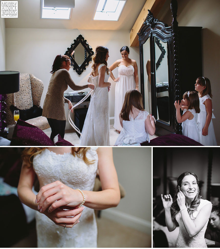 Priory Cottages Syningthwaite Wedding Photography 020