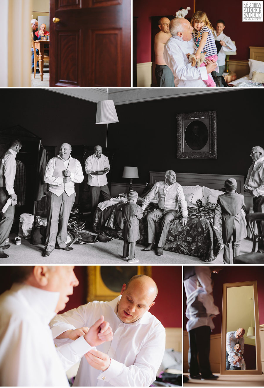 Rise Hall Wedding Photography 010