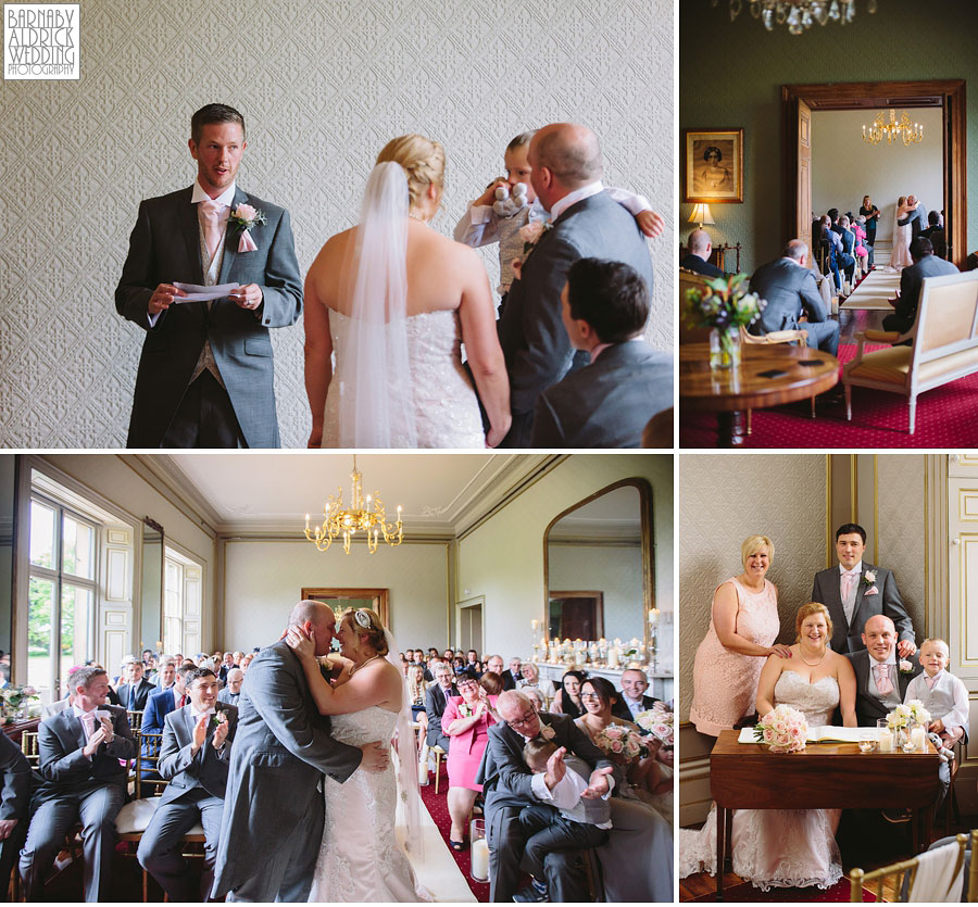 Rise Hall Wedding Photography 021