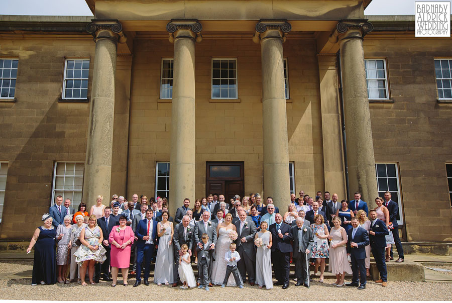 Rise Hall Wedding Photography 026