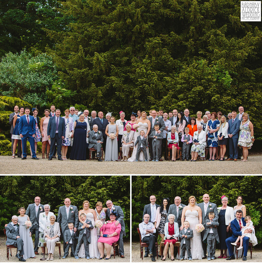 Rise Hall Wedding Photography 029