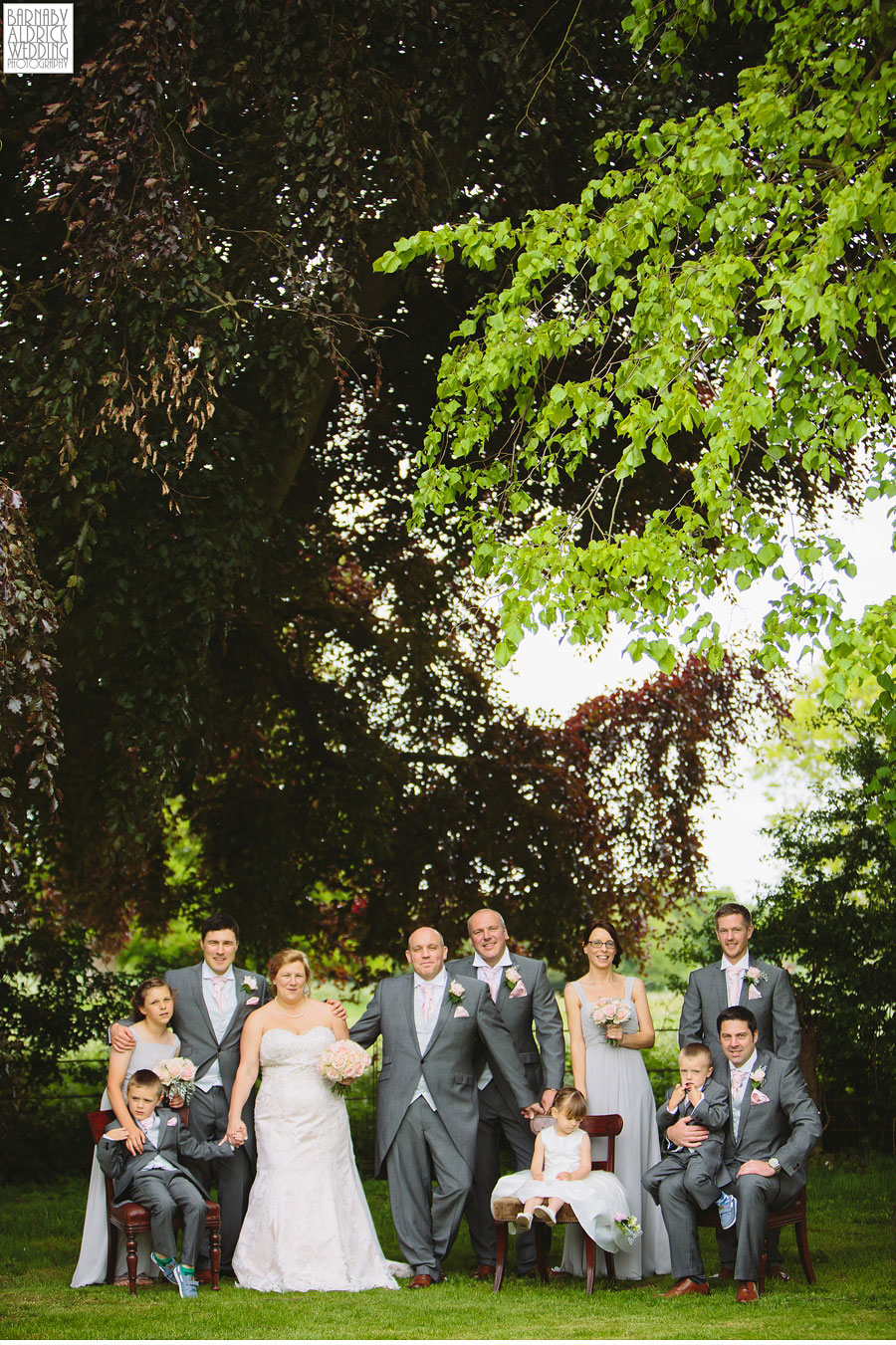 Rise Hall Wedding Photography 030