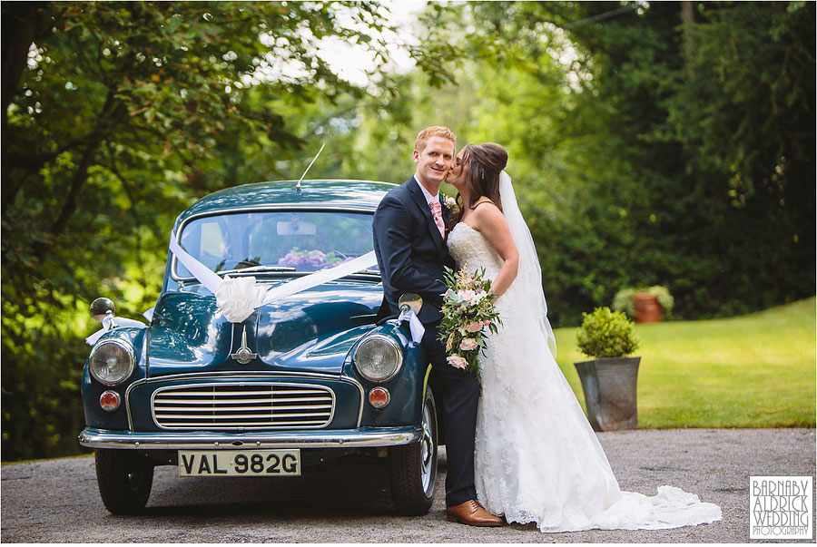 Sarah + Sim's wedding photography at Blackbrook House in Belper Derbyshire