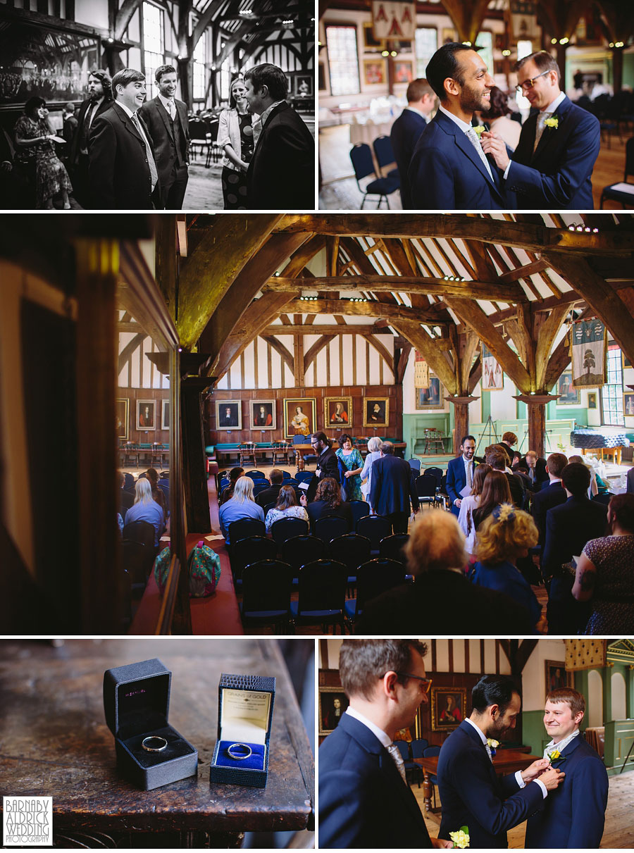 Merchant Adventurer's Hall York Wedding Photography 010