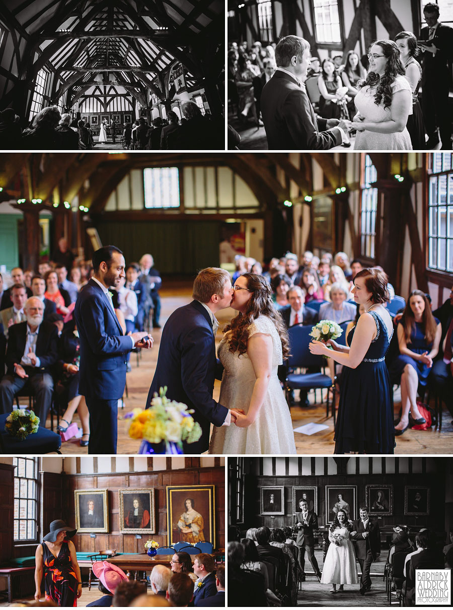 Merchant Adventurer's Hall York Wedding Photography 017