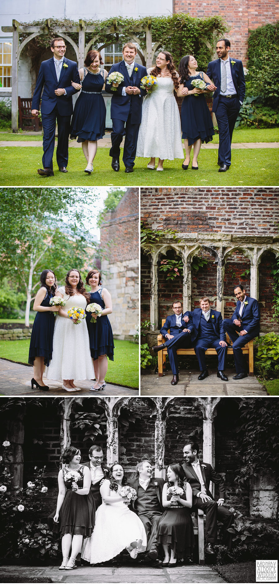 Merchant Adventurer's Hall York Wedding Photography 022