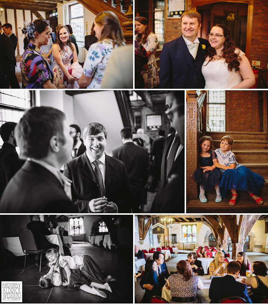Merchant Adventurer's Hall York Wedding Photography 026