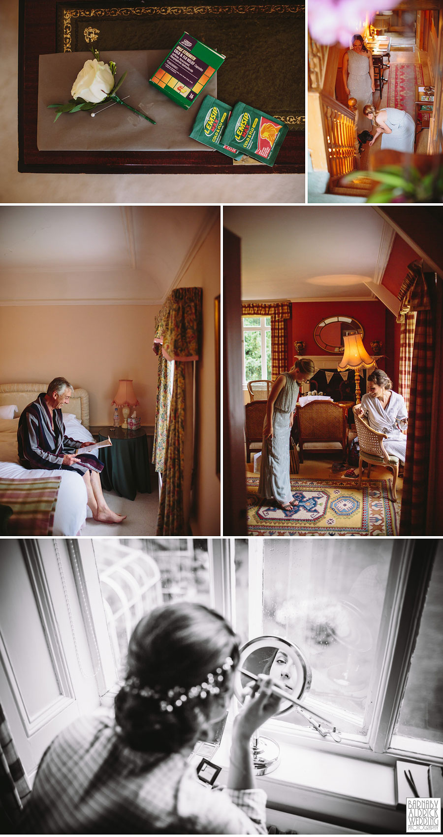 Newburgh Priory Wedding Photography 008