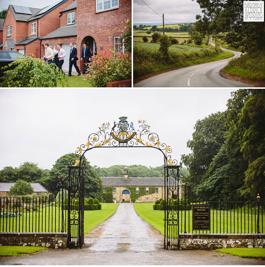 Newburgh Priory Wedding Photography 013