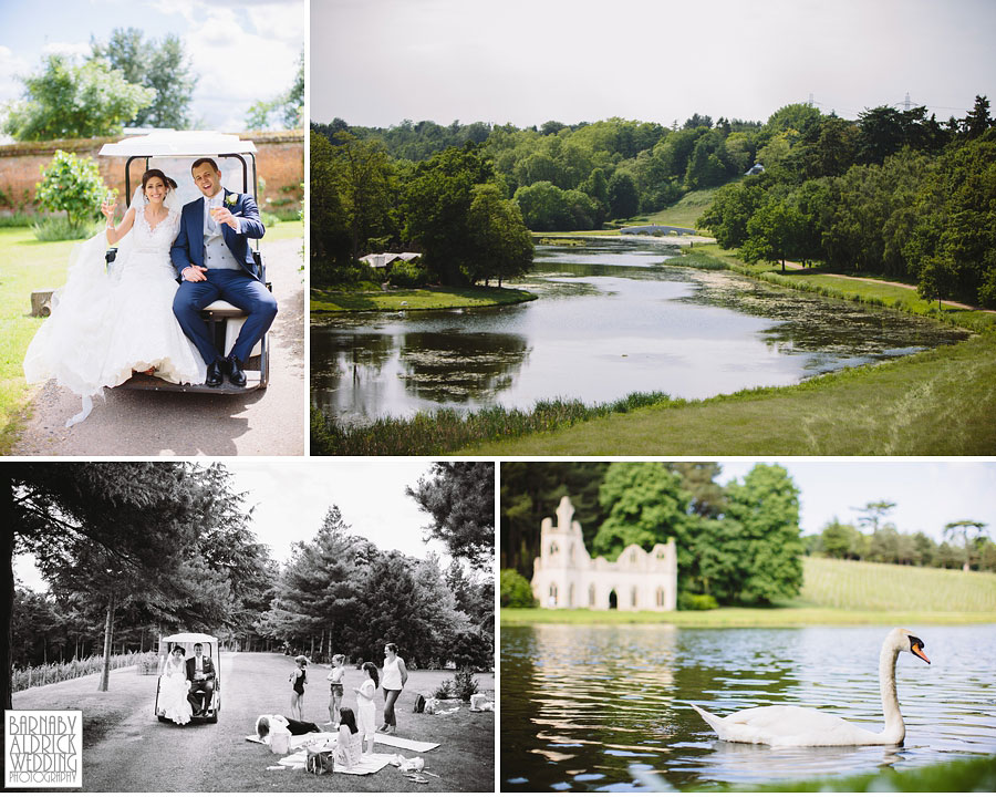 Painshill Park Surrey Wedding Photography 041