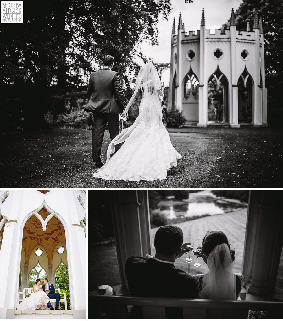 Painshill Park Surrey Wedding Photography 044