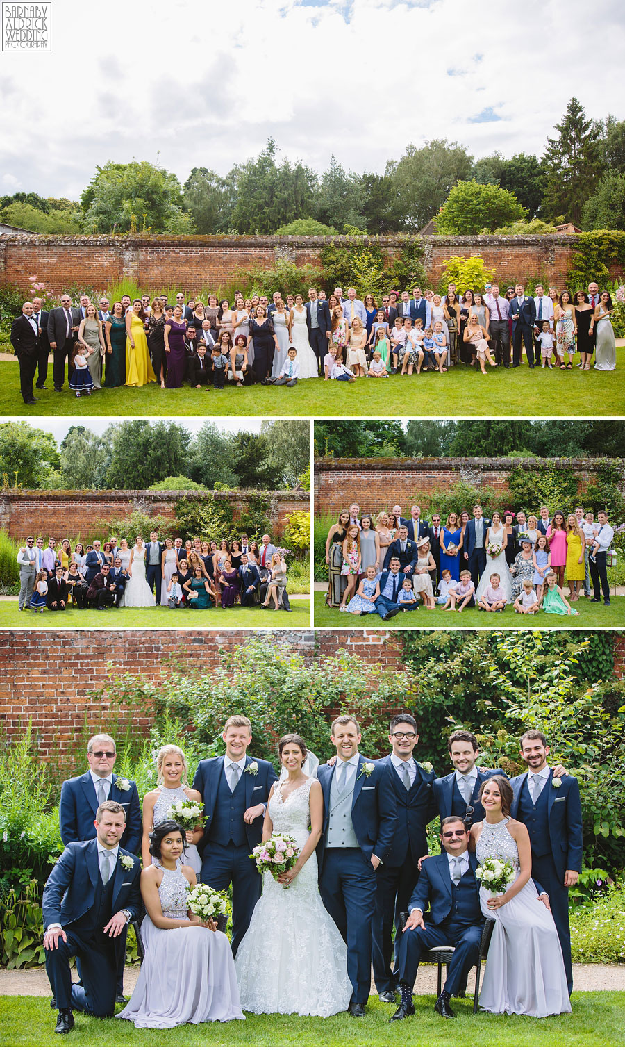 Painshill Park Surrey Wedding Photography 054