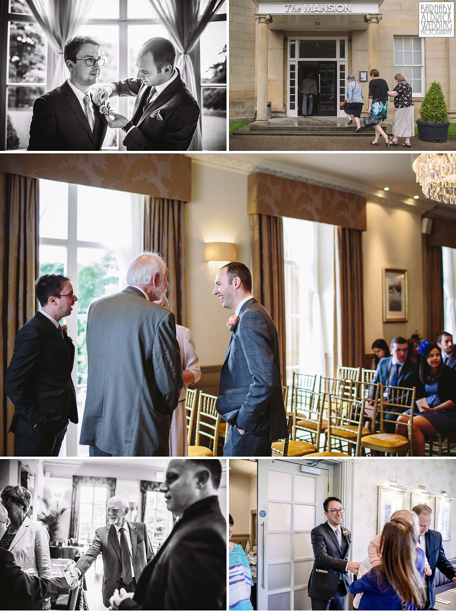 The Mansion Roundhay Park Leeds Wedding Photography 022