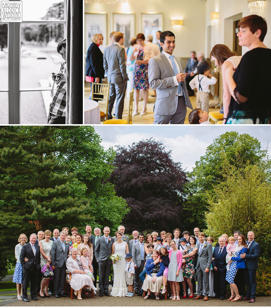 The Mansion Roundhay Park Leeds Wedding Photography 044