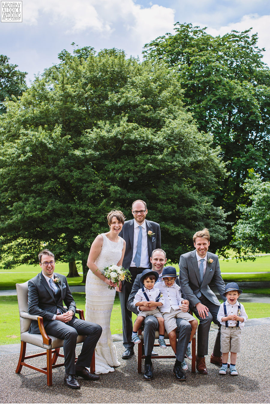 The Mansion Roundhay Park Leeds Wedding Photography 047