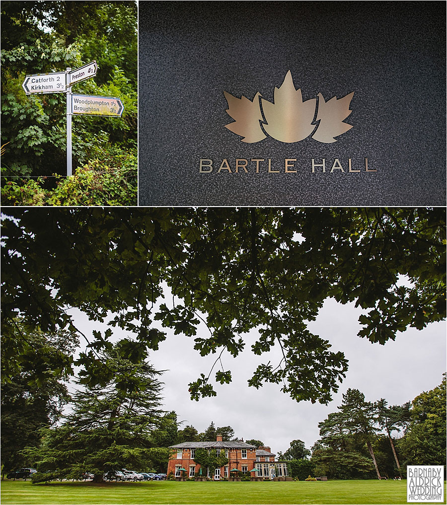 Bartle Hall Preston Wedding Photographer 009