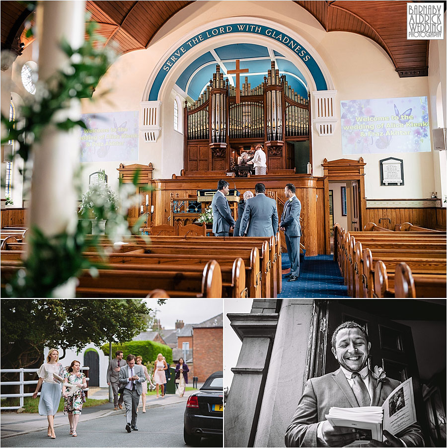Bartle Hall Preston Wedding Photographer 013
