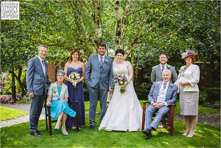 Bartle Hall Preston Wedding Photographer 044