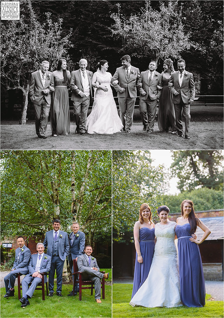 Bartle Hall Preston Wedding Photographer 045