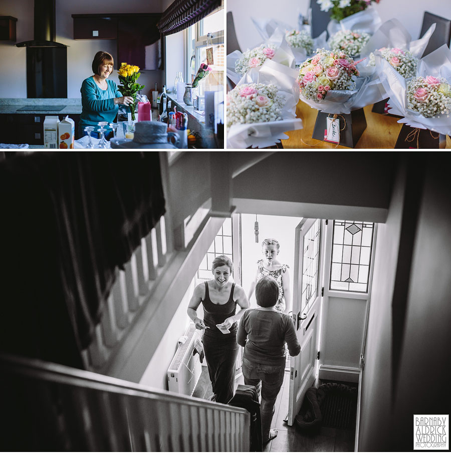 Bradford Golf Course Wedding Photography by Leeds Photographer Barnaby Aldrick 003