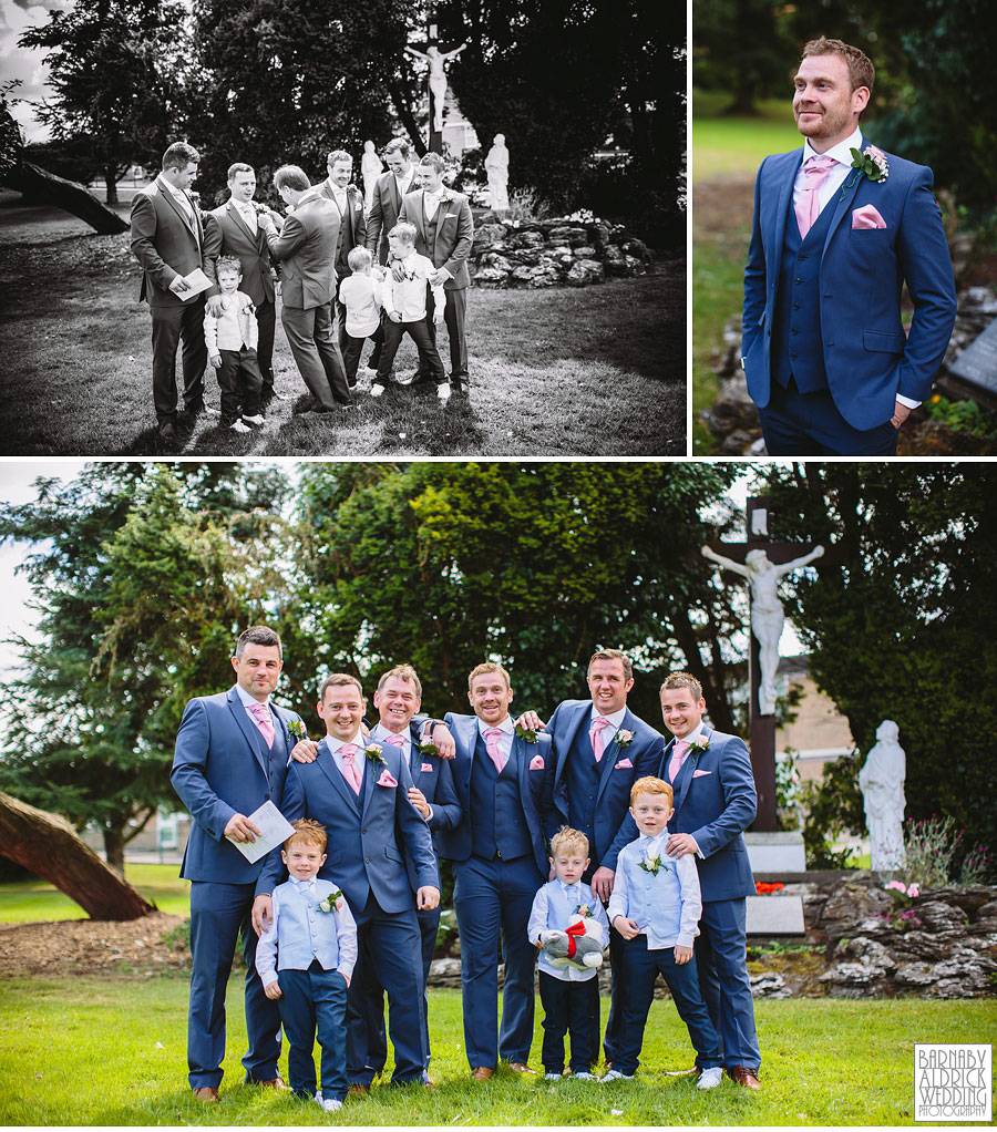 Bradford Golf Course Wedding Photography by Leeds Photographer Barnaby Aldrick 016