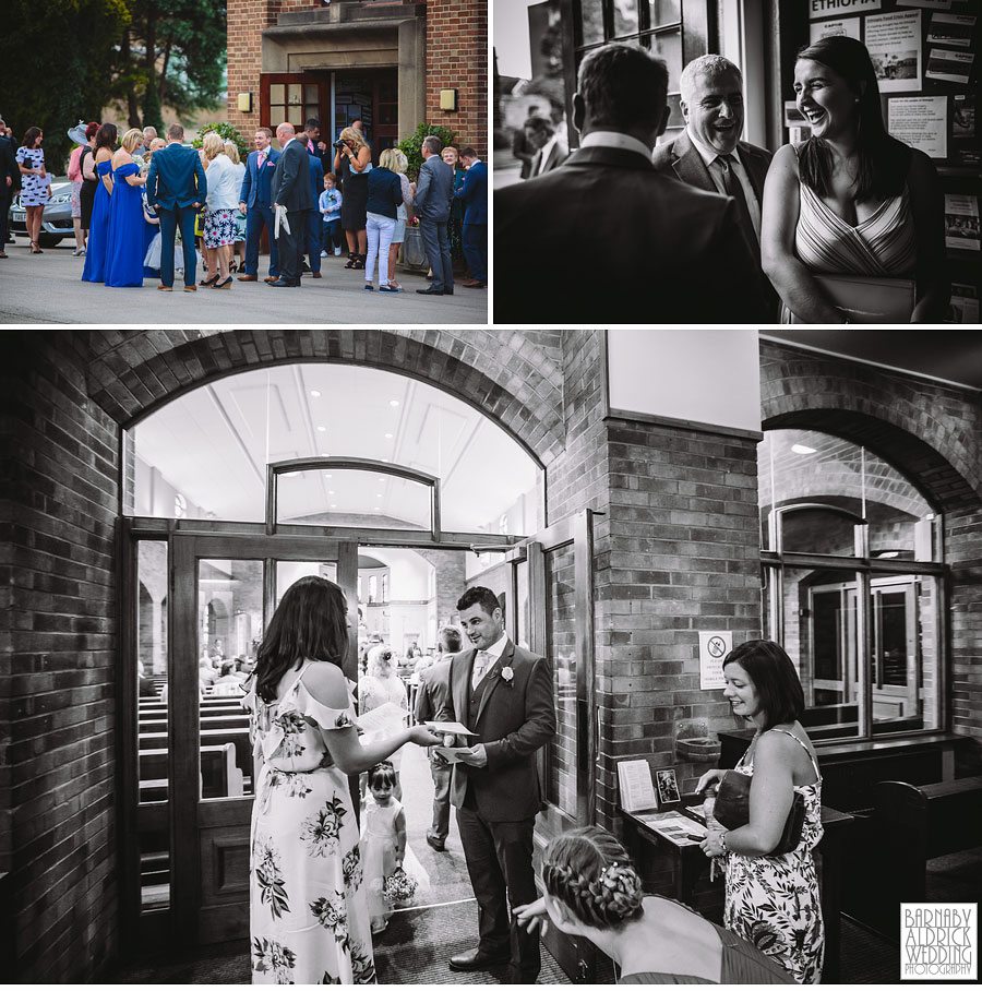 Bradford Golf Course Wedding Photography by Leeds Photographer Barnaby Aldrick 018