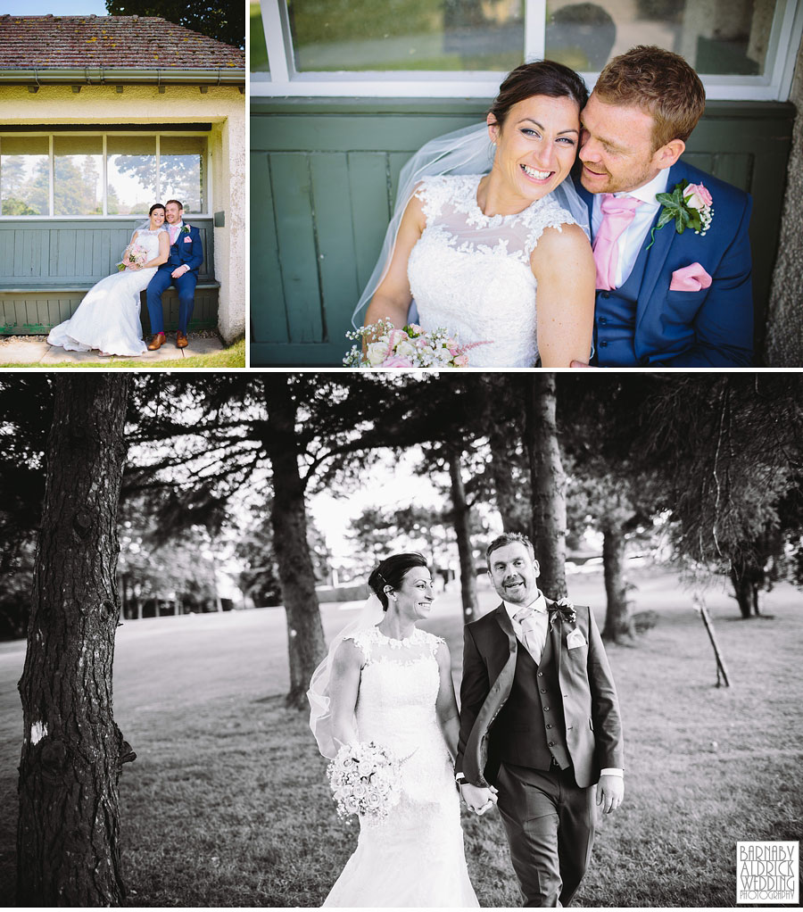 Bradford Golf Course Wedding Photography by Leeds Photographer Barnaby Aldrick 041