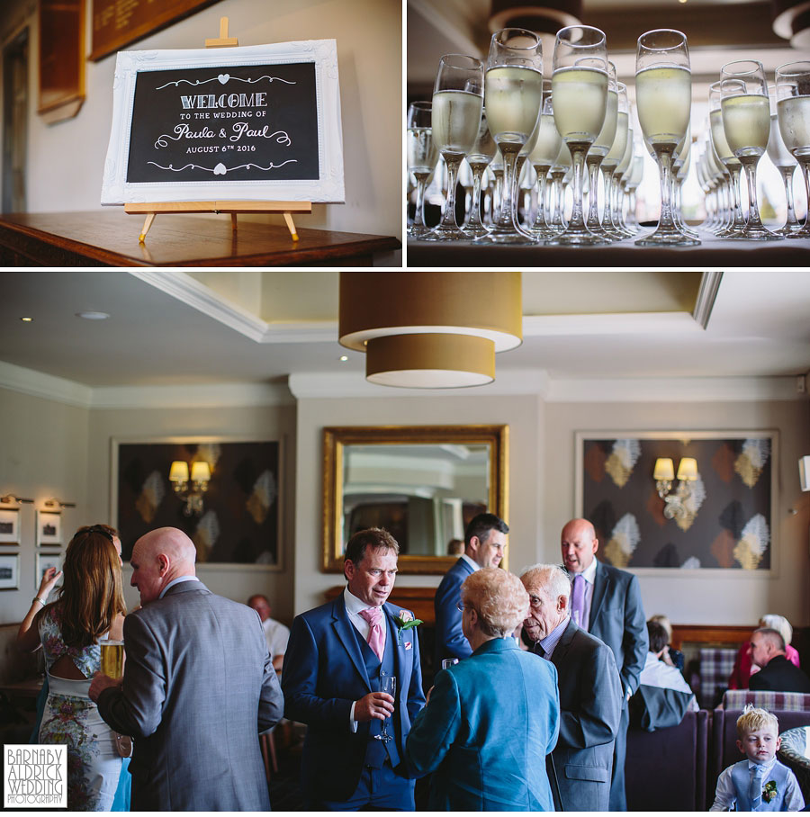 Bradford Golf Course Wedding Photography by Leeds Photographer Barnaby Aldrick 043