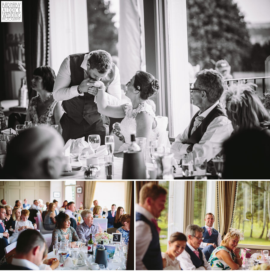 Bradford Golf Course Wedding Photography by Leeds Photographer Barnaby Aldrick 050