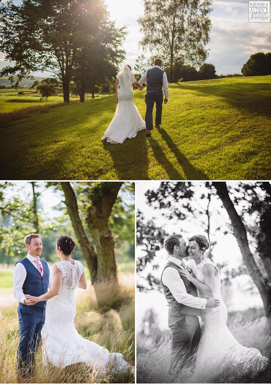 Bradford Golf Course Wedding Photography by Leeds Photographer Barnaby Aldrick 053