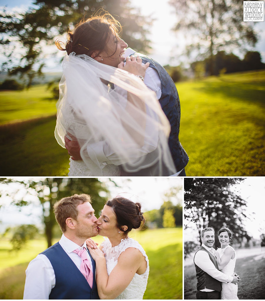Bradford Golf Course Wedding Photography by Leeds Photographer Barnaby Aldrick 054