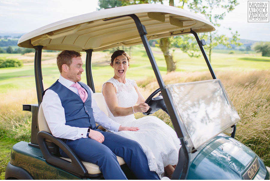 Bradford Golf Course Wedding Photography by Leeds Photographer Barnaby Aldrick 055