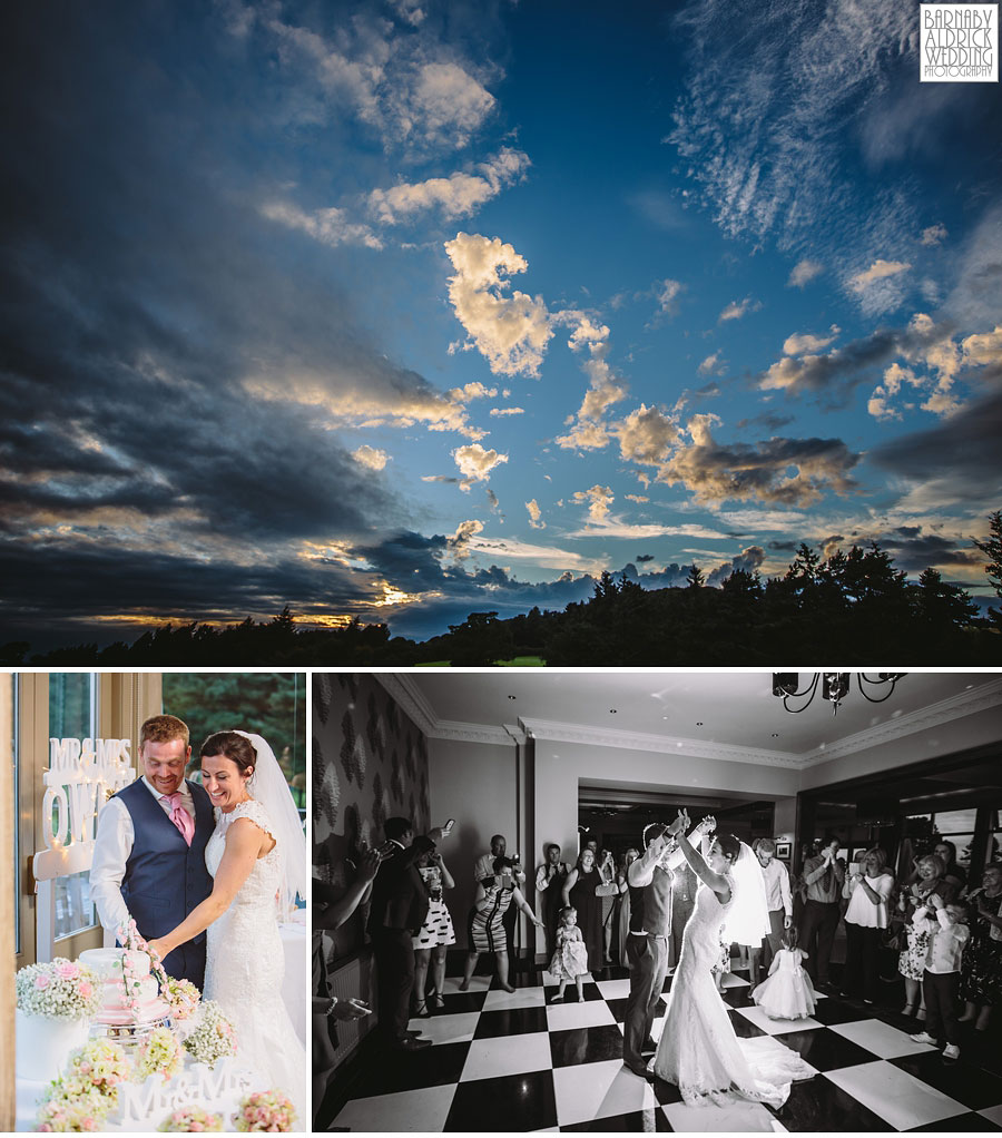 Bradford Golf Course Wedding Photography by Leeds Photographer Barnaby Aldrick 057