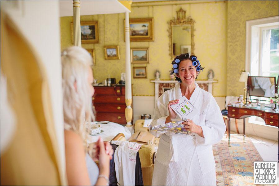 Broughton Hall Skipton Yorkshire Wedding Photography 006