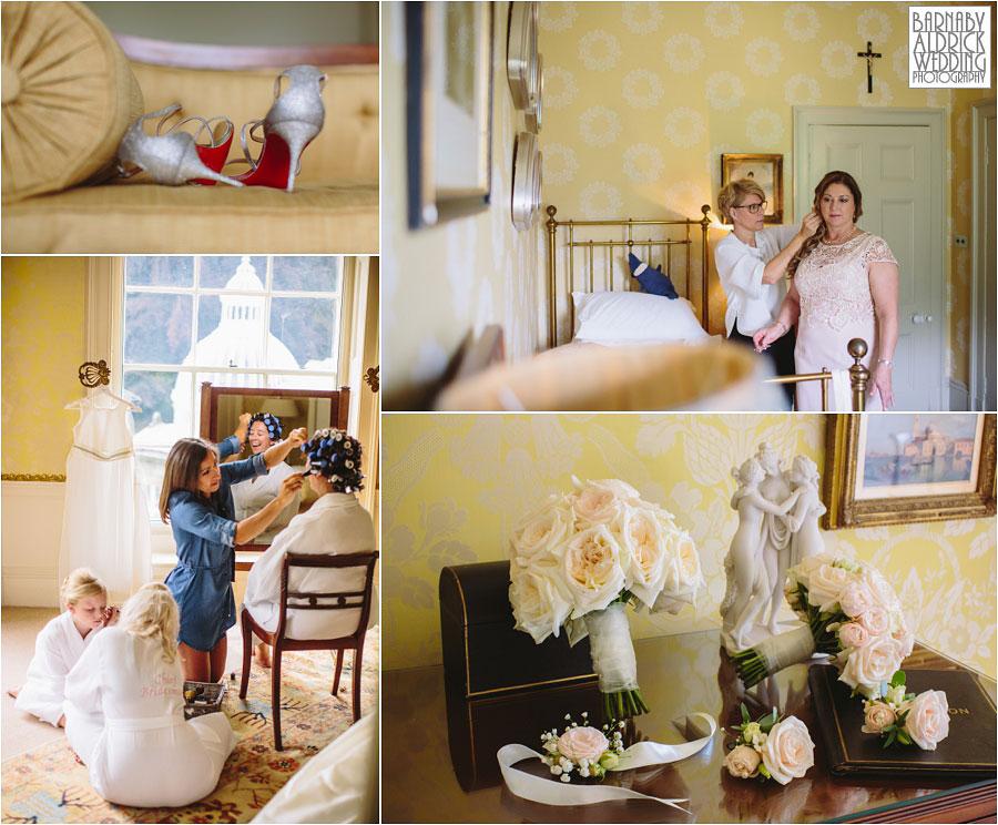 Broughton Hall Skipton Yorkshire Wedding Photography 010
