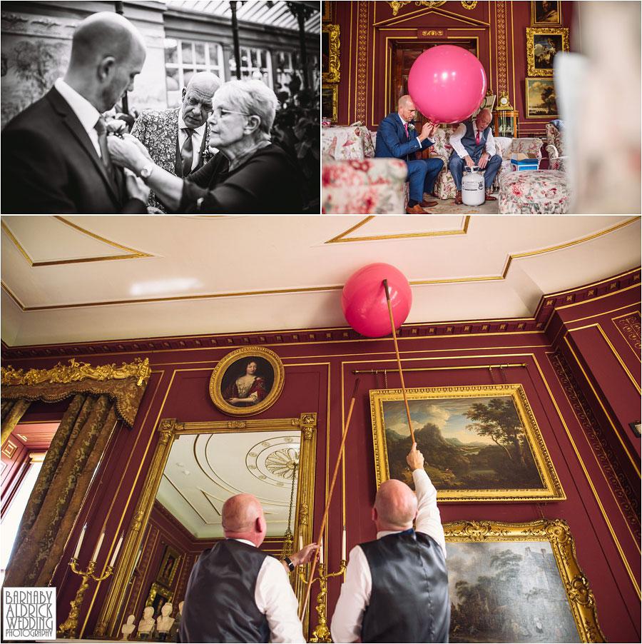 Broughton Hall Skipton Yorkshire Wedding Photography 017