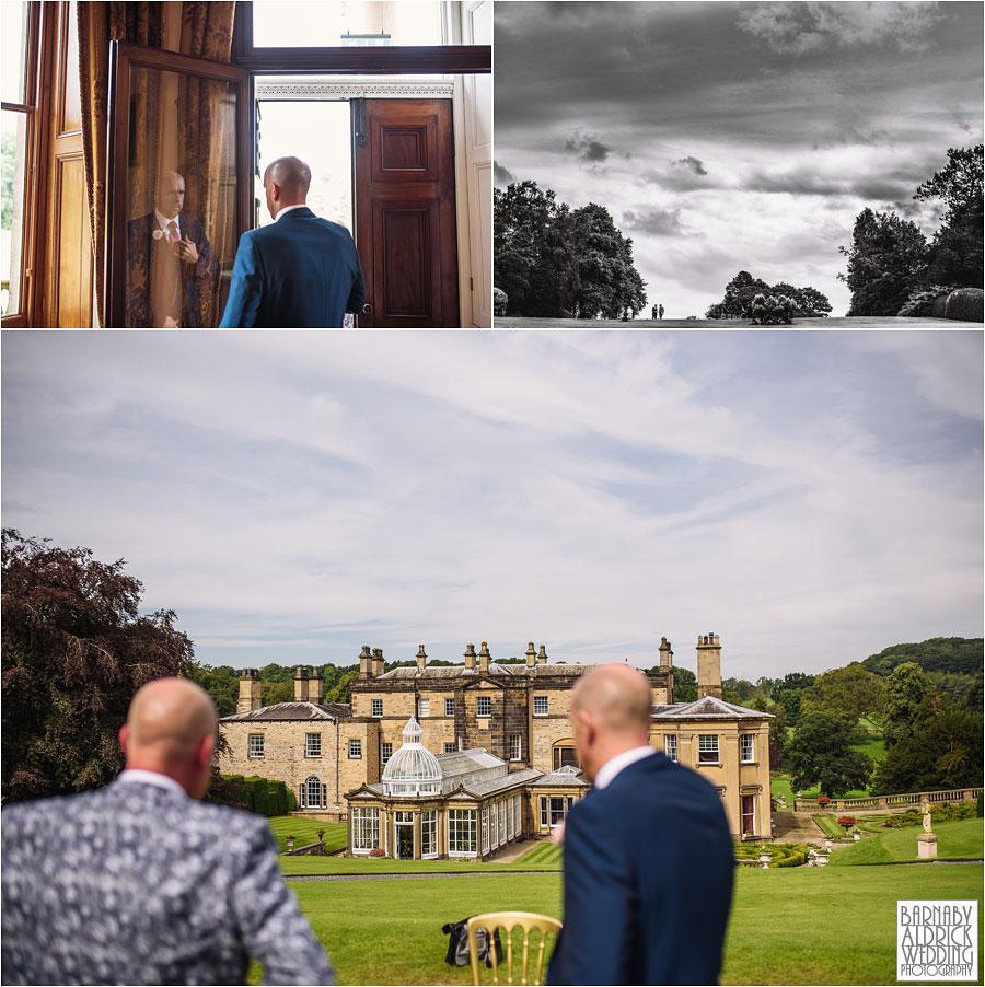 Broughton Hall Skipton Yorkshire Wedding Photography 019