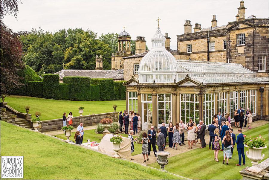 Broughton Hall Skipton Yorkshire Wedding Photography 021