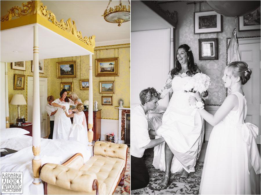Broughton Hall Skipton Yorkshire Wedding Photography 023