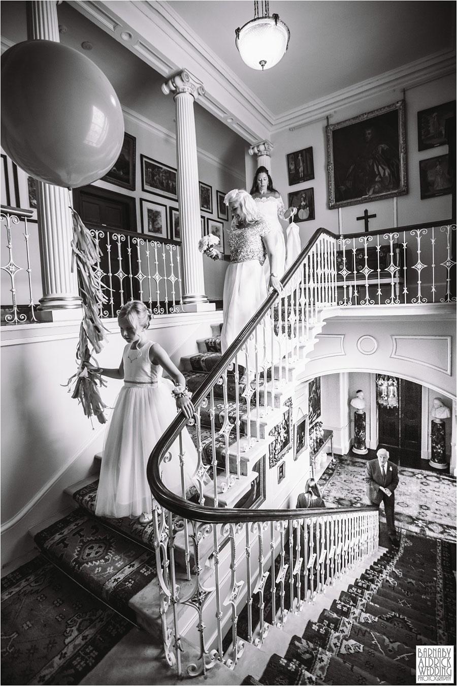 Broughton Hall Skipton Yorkshire Wedding Photography 029