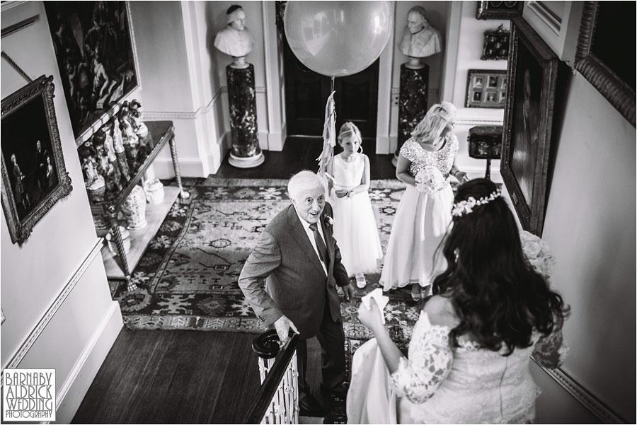Broughton Hall Skipton Yorkshire Wedding Photography 030