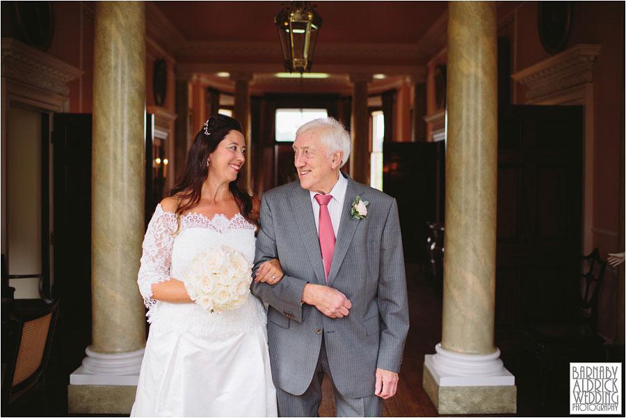 Broughton Hall Skipton Yorkshire Wedding Photography 031