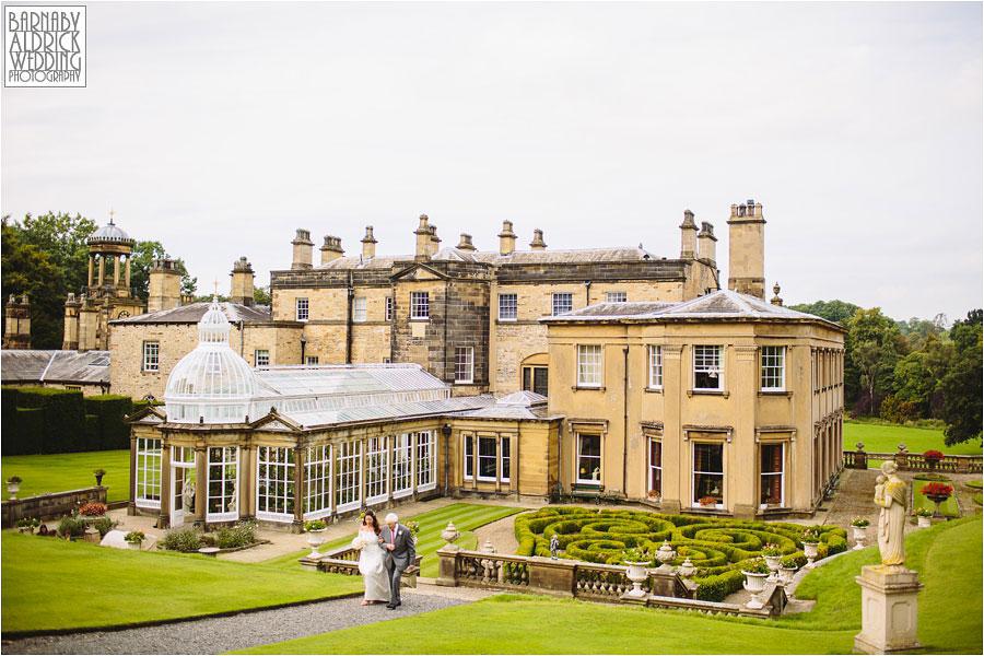 Broughton Hall Skipton Yorkshire Wedding Photography 034